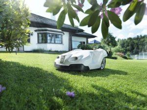 robotgräsklippare från husqvarna